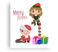Merry Christmas [Party Project] - Originals Canvas Print