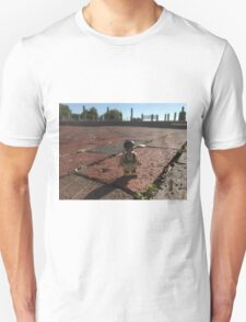 Brickography - On Bricks Unisex T-Shirt
