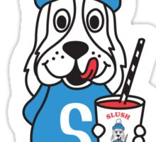 Slush Puppy Sticker