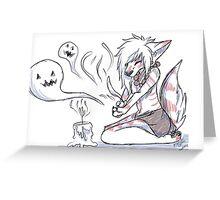 Spirit Talk Greeting Card