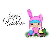 Happy Easter [Party Project] - Original (c) Photographic Print