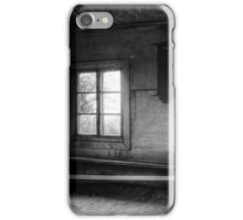 20.8.2016: Morning in Abandoned Farm House iPhone Case/Skin