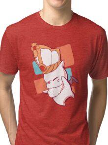 [FFXIV] Church of Mog Tri-blend T-Shirt