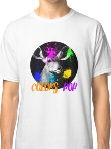 SAFARI COLORS POP - ANTELOPES Black Edition Classic T-Shirt