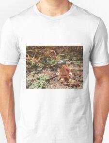 Brickography - Traveling Unisex T-Shirt