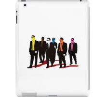 Reservoir Dogs Color iPad Case/Skin