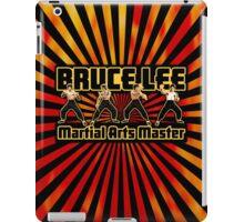 Bruce Lee Martial Arts Master iPad Case/Skin