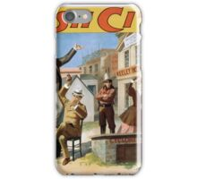 Performing Arts Posters Rush City by Gus Heege 2007 iPhone Case/Skin