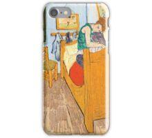 The Room - Van Gogh x Schiele iPhone Case/Skin