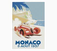 Grand Prix Monaco 1937 Baby Tee