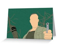 Merle Dixon Greeting Card
