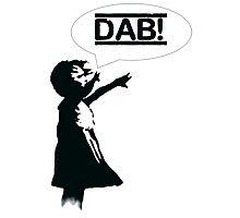 dab! Photographic Print