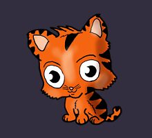 Chibi Tiger Cub Cartoon Unisex T-Shirt