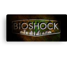 Bioshock Canvas Print