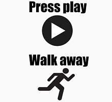 Press Play Walk Away Classic T-Shirt