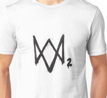 WatchDogs 2 logo Unisex T-Shirt