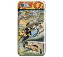 Performing Arts Posters Rush City by Gus Heege 2010 iPhone Case/Skin
