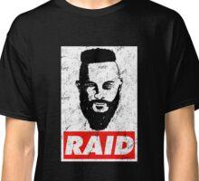 Raid Ragnar Lobrok Vikings Classic T-Shirt