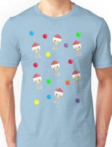 Gumball Machine Pattern Unisex T-Shirt