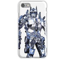 Transformers Optimus Prime Or Orion Pax Graphic iPhone Case/Skin