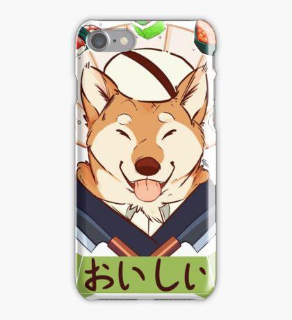 Oishī (Fan variation) iPhone Case/Skin