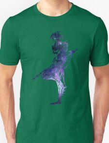 Final Fantasy IV Kain logo universe Unisex T-Shirt