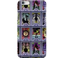 Persona Cards iPhone Case/Skin