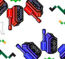 Tank Dodger - Tank Eight Sticker