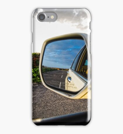 The Rear View iPhone Case/Skin