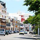 Bright and Beautiful Bermuda by Bumchkin