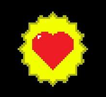 Tank Dodger - Heart Health Love by hadosabi