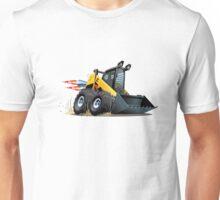 Cartoon Skid Steer Unisex T-Shirt