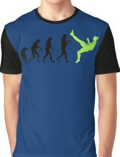 Zlatan Ibrahimovic Evolution Graphic T-Shirt