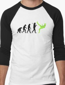 Zlatan Ibrahimovic Evolution Men's Baseball ¾ T-Shirt
