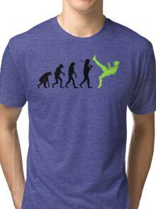 Zlatan Ibrahimovic Evolution Tri-blend T-Shirt