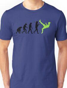 Zlatan Ibrahimovic Evolution Unisex T-Shirt