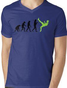 Zlatan Ibrahimovic Evolution Mens V-Neck T-Shirt