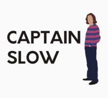"James May ""Captain slow"" original design One Piece - Short Sleeve"