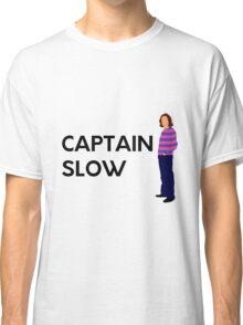 "James May ""Captain slow"" original design Classic T-Shirt"