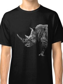 SAFARI PROFILE - RHINO BLACK EDITION Classic T-Shirt