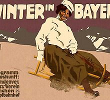 Winter in Bayern by Vintagee