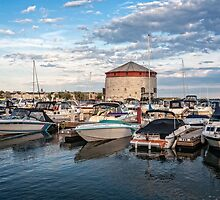 Kingston Harbour by PhotosByHealy