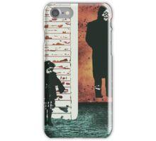 Deja and God, Devil Entendu iPhone Case/Skin