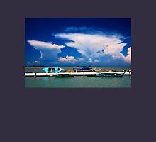 Cloud explosion over Gyra lagoon - Lefkada island Unisex T-Shirt