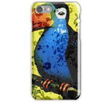 Tropical tiki iPhone Case/Skin