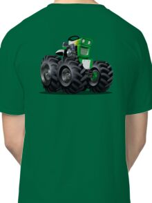 Cartoon Tractor Classic T-Shirt
