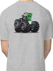 Cartoon Tractor Classic T-Shirt