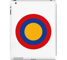 Roundel of Armenian Air Force iPad Case/Skin