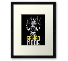 DRAGON BALL Z - ANIME - MANGA - GAMES Framed Print