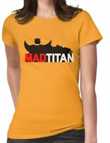 Mad Titan Womens Fitted T-Shirt